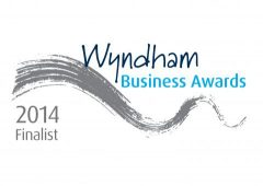 2014 Wyndham Business Awards Finalist